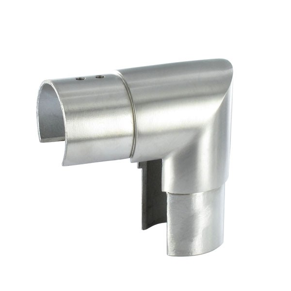 Raccordo verticale inox shop for Raccordo in acciaio verticale